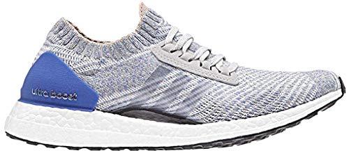 Adidas Ultraboost X, Zapatillas de Trail Running para Mujer, Gris Gridos/Azalre 000, 40 2/3 EU