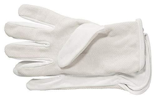 STORCH Baumwoll-Handschuhe fein mit Noppen L/9
