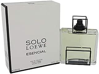 Solo Lõéwé Esencial by Lõéwé for Men Eau De Toilette Spray 3.4 oz