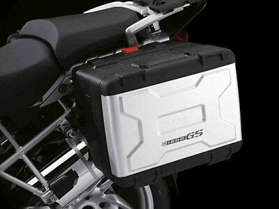 New BMW R1200 GS Vario Cases for Models 2005-2012
