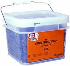 Best bucket of drywall screws Reviews