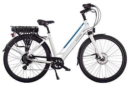 Brinke Bicicletta Elettrica Life Comfort (Taglia M)