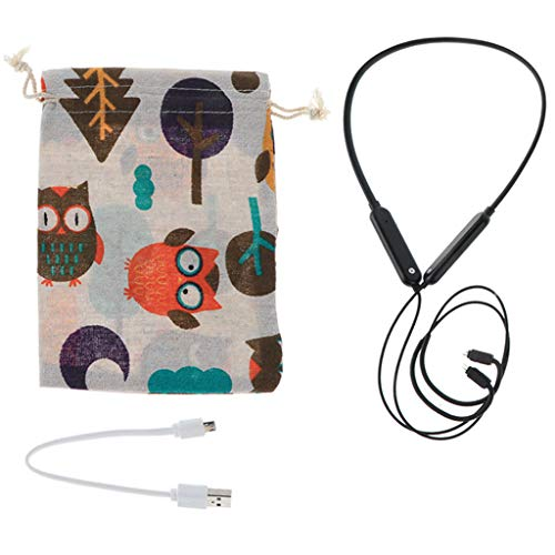 B Blesiya Cable de Audio Desmontable con Micrófono Profesional para Auriculares Logitech...