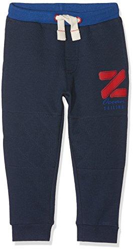 ZIPPY ZTB10_430_7 Pantalones, Azul (Dress Blue), 80 (Tamaño del Fabricante:12/18M) para Bebés