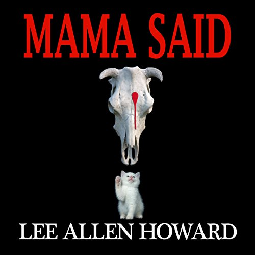 Mama Said audiobook cover art