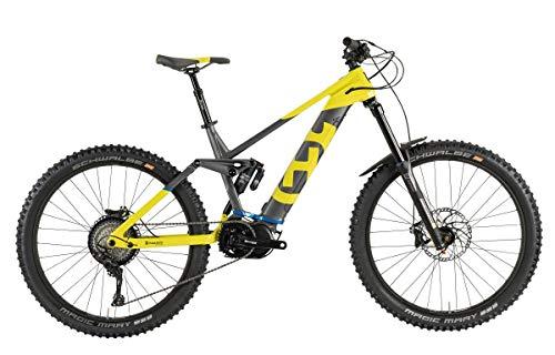 Husqvarna Hard Cross HC7 27.5'' Pedelec E-Bike MTB gelb/grau 2019: Größe: 44cm*