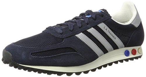 adidas la Trainer Og, Zapatillas de Deporte para Hombre, Azul (Legend Ink F17/matte Silver/night Navy), 36 EU