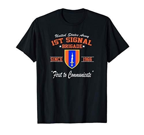 1st Signal Brigade T-Shirt