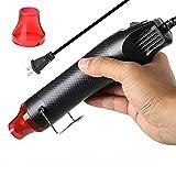 Mini Heat Gun, Portable Mini Handheld Hot Air Gun for DIY Craft Embossing Shrink...