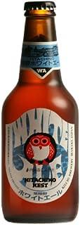 木内酒造 常陸野ネストビール ホワイトエール 瓶 [ 日本 330mlx24本 ]