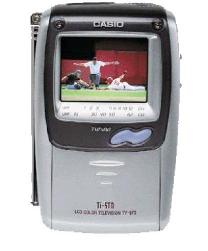 Casio tv-970 Manual Color TV 2.3