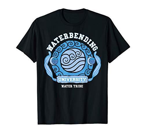 Water Bending University Logo Water Nation T-Shirt