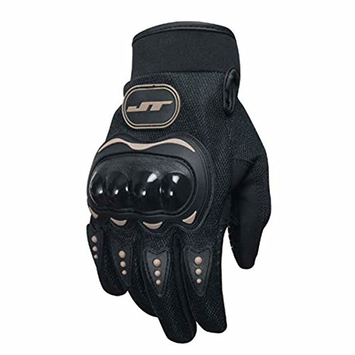JT Paintball Tactical Field Gloves - Black/Tan - Medium