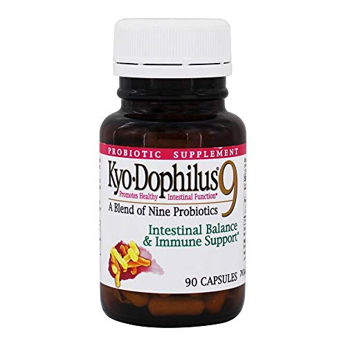 Kyolic Kyo-Dophilus 9-90 Capsules