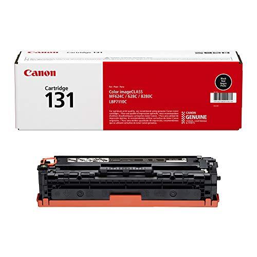 Canon Genuine Toner Cartridge 131 Black