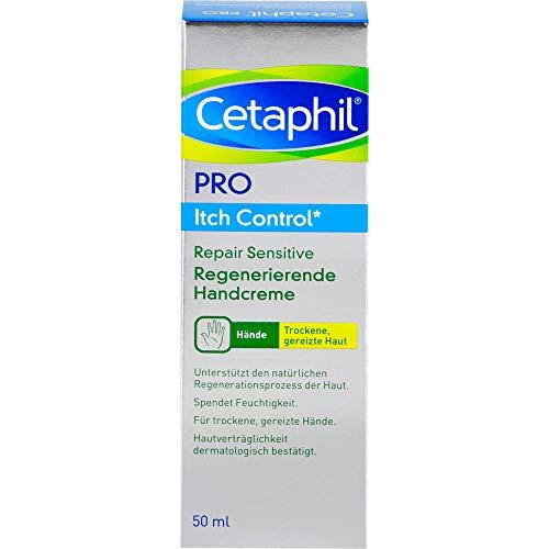 Cetaphil Pro Itch Control Handcreme, 50 ml Creme