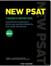 NEW PSAT 7 Reading & Writing Tests: with Comprehensive Explanations (HACKERS) (Volume 2)