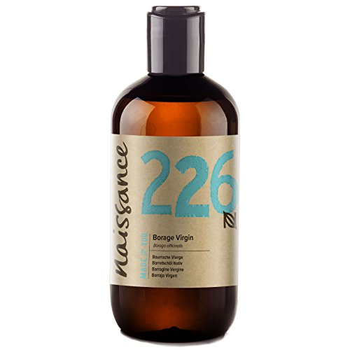 Naissance Borraja Virgen - Aceite Vegetal Prensado en Frío 100% Puro - 250ml