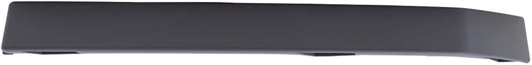 Brock Replacement Passenger Front Bumper Headlight Molding Trim Grille Filler Panel Compatible with 04-15 Titan Armada QX56