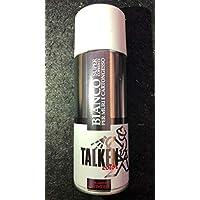 Talken – Spray – Blanco supercubriente – 400 ml – con acción antimoho