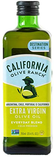 California Olive Ranch Destination Series Everyday Extra Virgin Olive Oil, 750Ml.