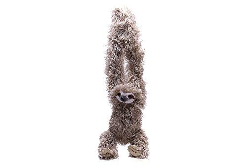 Wild Republic Hanging Three Toed Sloth Plush (30-inch)