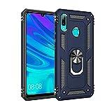 通用 Compatible avec Coque Huawei P Smart 2019 Case étui Robuste de Antichoc Housse de Voiture...