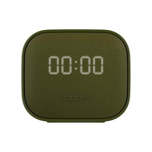 OPPO - Altavoz Bluetooth 5.0 |8 horas de reproducción |Bluetooth 5.0 | Batería 750 mAh | Verde