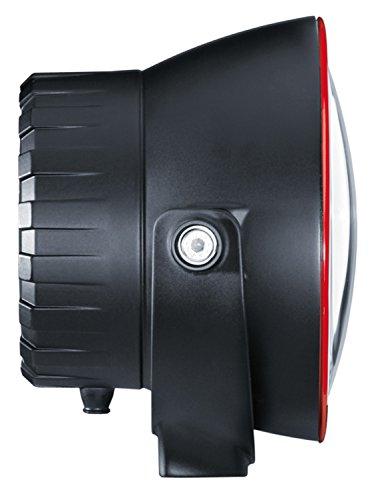 Hella 009094321Rallye 4000i Xenon Compact 12V/35W Pencil Beam Lamp con interior lastre