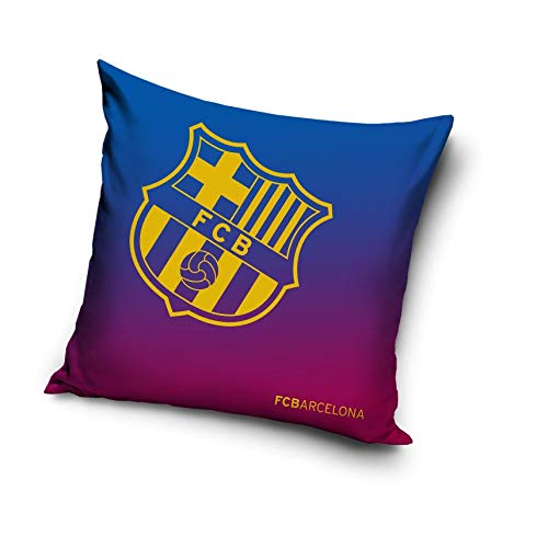 Funda de cojín Microfibra FC Barcelona 40x40 FCB183023-POSZ