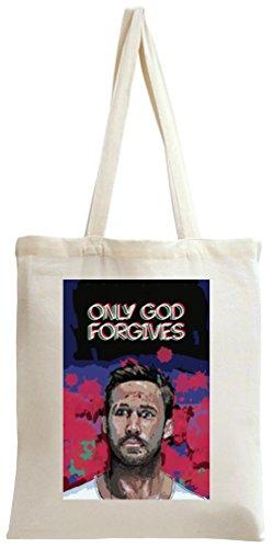only god forgives poster Tote Bag