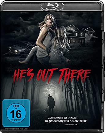 He's Out There ( ) (Blu-Ray)
