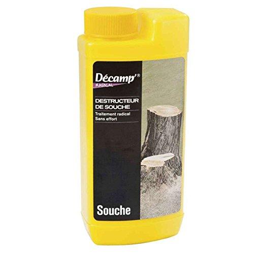 Crea DECAM Radical 07147 - Destructeur de souches et Racines - 375g - Jaune