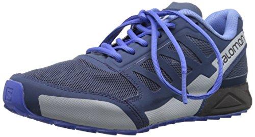 SALOMON City Cross Aero Chaussures de ville pour femme Bleu/violet