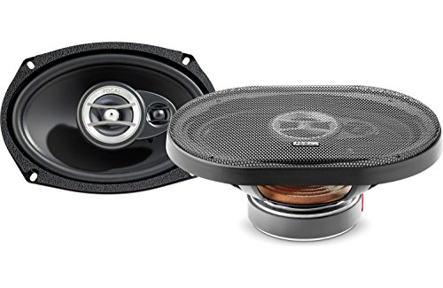 Focal Performance Auditor RCX-690 6x9' 3-Way Coaxial Car Speakers (160W 80...