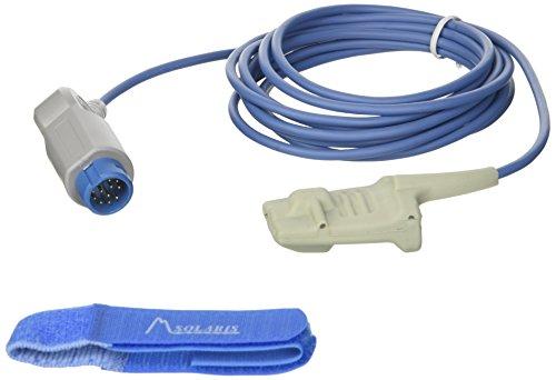Siemens/Drager Sensor-Finger, 3.0m, Erwachsene Soft