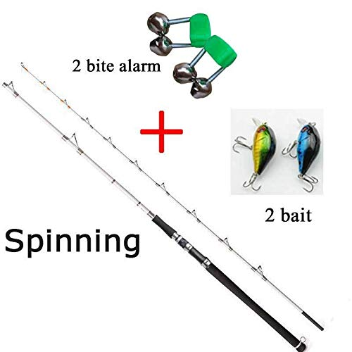 Grauvell SC Spin Lure 270 ML Spinnrute