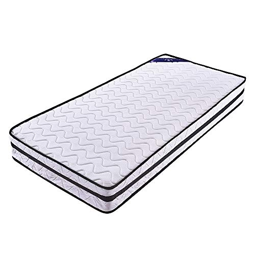 Panana Cool BLUE Memory Foam Spring Mattress 3ft Single 4ft6 Double 5ft King Size (5FT King Size)