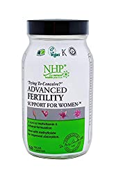 Trying to conceive? A special multivitamin and mineral specifically designed for women who are wanting to get pregnant. This supplement will help to support your chances of conceiving either naturally or with IVF. Contains vitamin B6 which contribute...