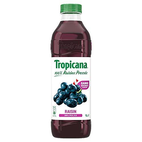 Tropicana Pure Premium Jus de Raisins du Languedoc 1 L