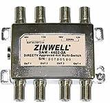 Zinwell SAM - 4402-3A DirecTV 4x4 Multi-Switch