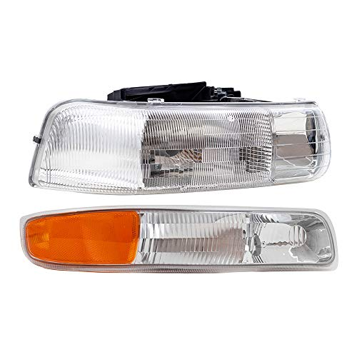Auto And Art headlights For Silverado
