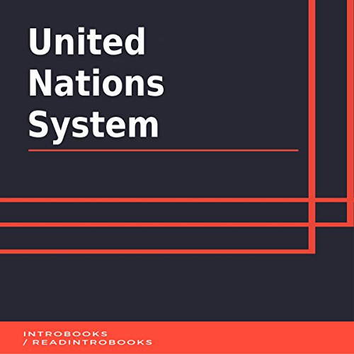 United Nations System audiobook cover art