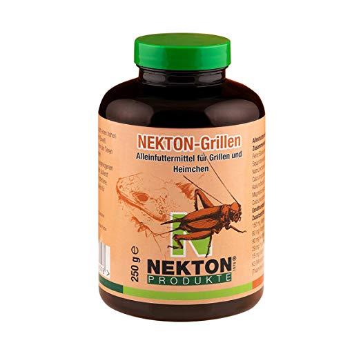 Nekton Grillen-Zuchtkonzentrat, 1er Pack (1 x 250 g), Braun, S