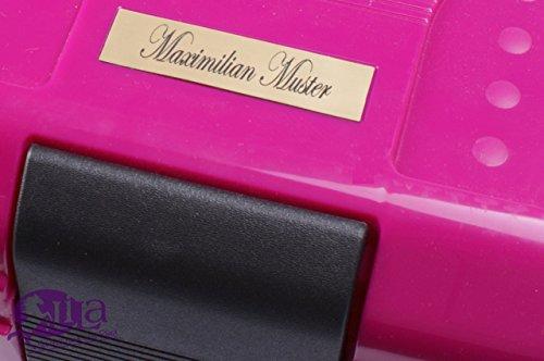 LiLa Schönes rund ums Pferd Putzbox Waldhausen Pink mit Namensgravur - 2
