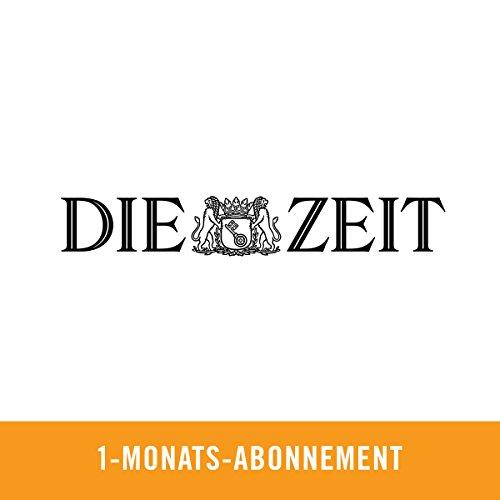DIE ZEIT, 1 Monat Titelbild
