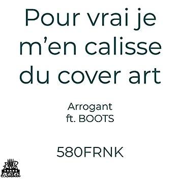 Arrogant (feat. BOOTS)