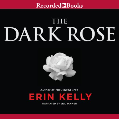 The Dark Rose audiobook cover art