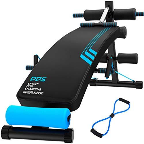 Sit-up board Comodino Regolabile per la casa, Attrezzatura Fitness Multifunzionale