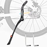 ARPDJK Soporte de Bicicleta ARPDJK, Soporte de Bicicleta de Aleación de Aluminio Ajustable para Ruedas de 24 a 29 Pulgadas de Diámetro, Soporte para Bicicleta de Montaña, Bicicleta de Carretera